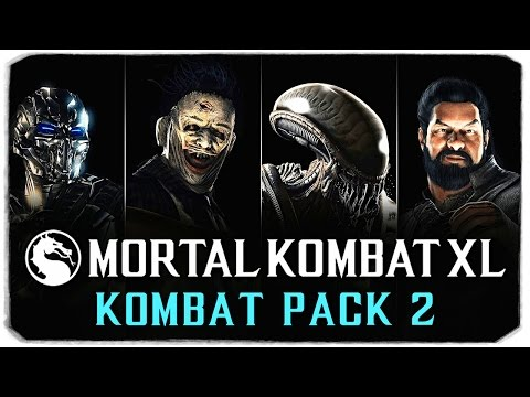 ОБЗОР MORTAL KOMBAT XL НА ПК