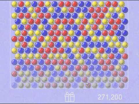 Видео Играть пузырики шарики стрелялки онлайн