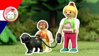Playmobil filmpje Nederlands Een hond voor de familie Huizer? - Familie Huizer