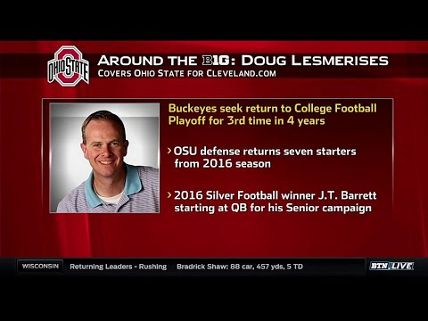 Doug Lesmerises Talks Ohio State Football