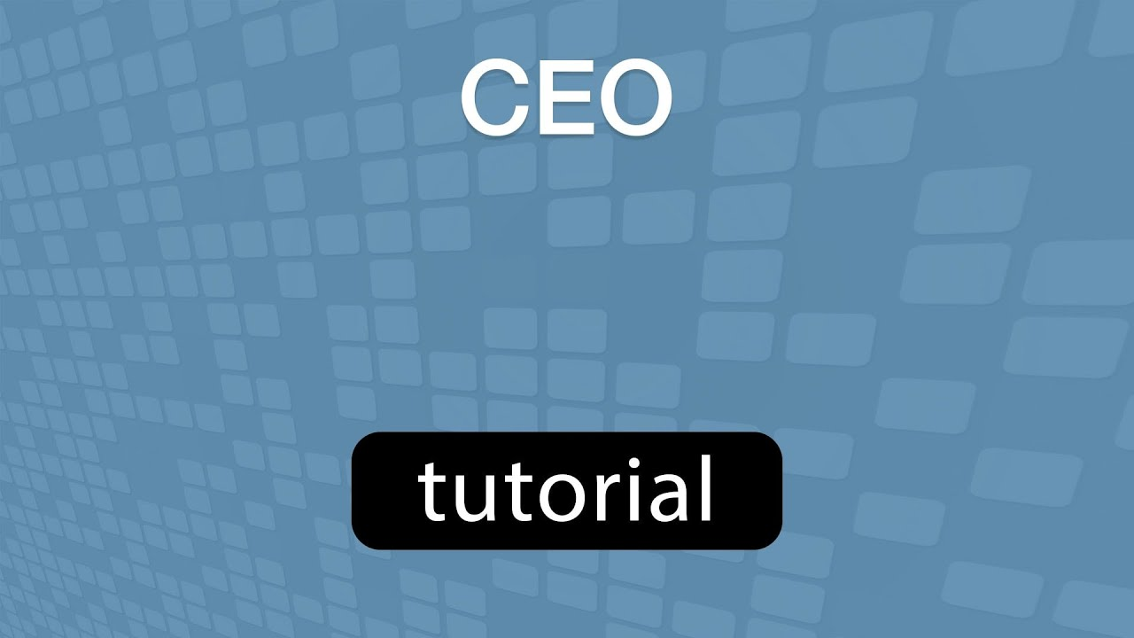 GoVenture CEO - Training Video [Quick and Detailed Training]