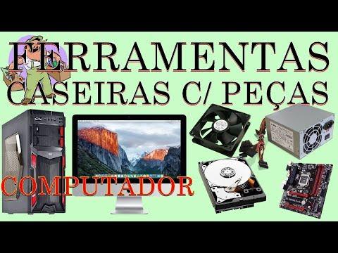 FERRAMENTAS CASEIRO FEITAS COM PEÇAS DE COMPUTADOR FERRAMENTAS INCRÍVEIS CASEIRAS COM PEÇAS DE CPU