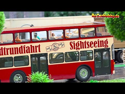 RC MODEL TRUCK ACTION at fair Modell-Hobby-Spiel 2017 Leipzig 8