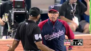 2012/08/29 Harper ejected in the ninth