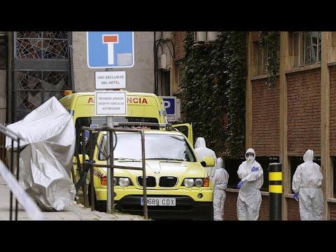 Coronavirus: Spain's COVID-19 death toll passes 1,000 people