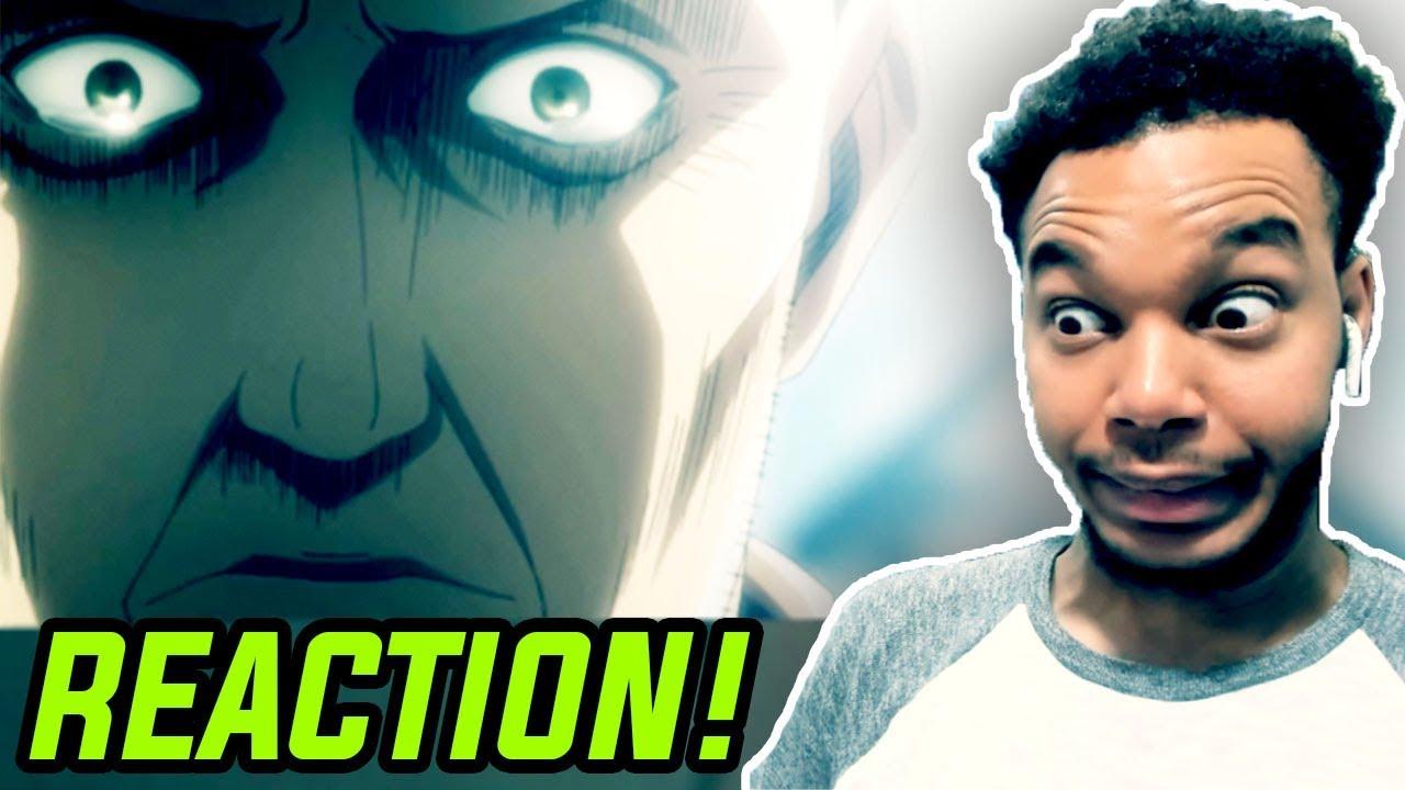 Attack on Titan Season 3 Episode 11 REACTION! THE PLOT ...