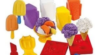 Latest SKWOOSHI stretchable Dough Ice Cream Set for Kids