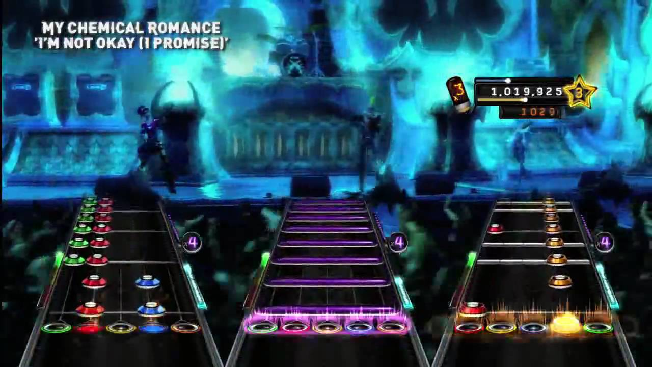 guitar hero warriors of rock ps3 wii xbox 360 set list act 1 official video game trailer. Black Bedroom Furniture Sets. Home Design Ideas