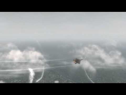 HAWX YF-23 Black Widow II