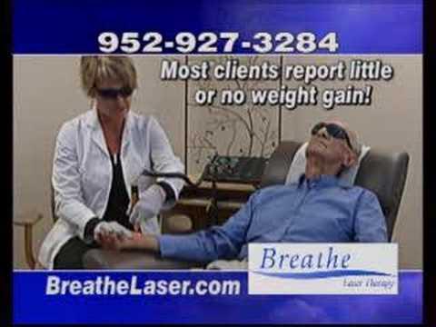 Breathe Laser Commercial #2