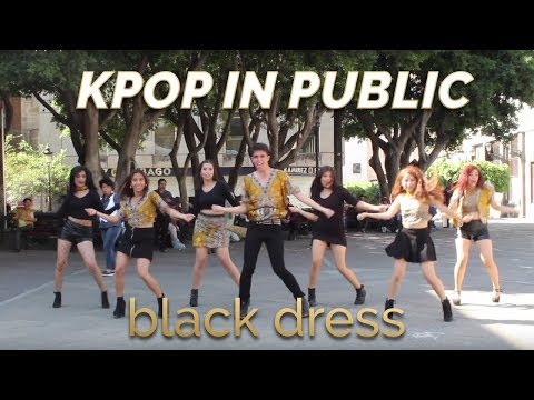 [KPOP IN PUBLIC MEXICO] CLC (씨엘씨) - BLACK DRESS Cover by MadBeat Crew