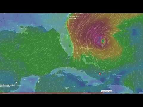 Hurricane Matthew to Do A U-Turn? Latest Track Has it Moving Back Toward Bahamas