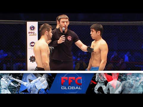 FFC 3 | Мурид Джонмирзоев VS Абдулрасул уулу Нурсултан | Бой MMA