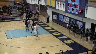 Heritage High School: Boys JV Basketball 1-19-18