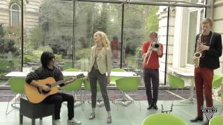 The Asteroids Galaxy Tour - Heart Attack - Acoustic Session by Bruxelles Ma Belle 1/2