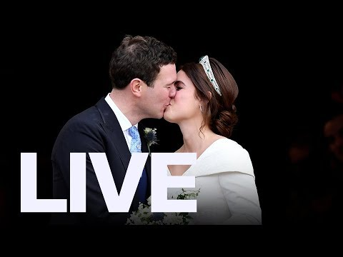 : Royal Wedding Of Princess Eugenie And Jack Brooksbank