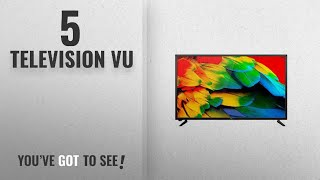 Top 10 Television Vu [2018]: Vu 102cm (40inches) 40D6535 LED TV