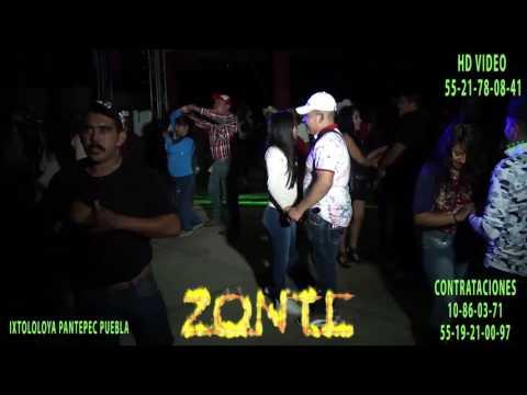 ZONTE MUSICAL LA ROANA EN VIVO IXTOLOLOYA PANTEPEC PUEBLA