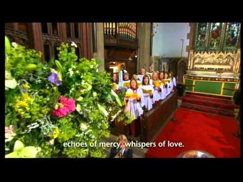 CHRIST CHURCH, NEW MIL BLESSED ASSURANCE