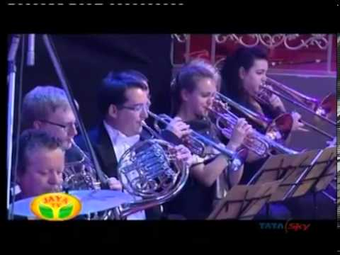 A tribute to Ilayaraja by London Orchestra