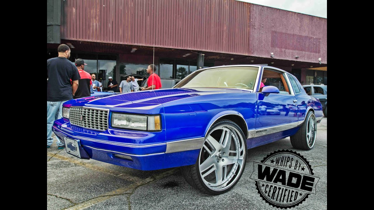 Stuntfest Cookout 2015: Deck's LS Monte Carlo On 24