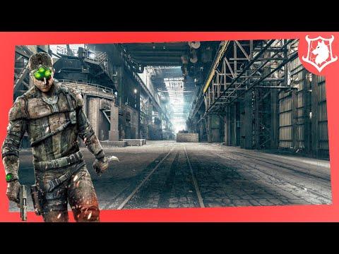 Gameplay Splinter Cell Essentials - Steel Factory, Warsaw, Indiana, U.S.A.