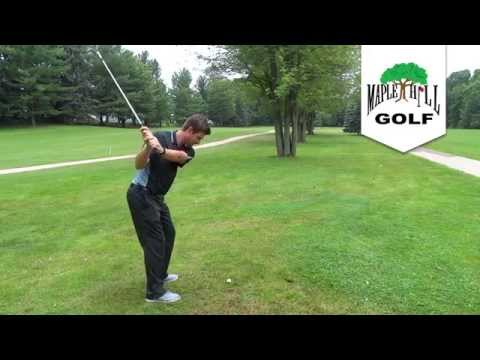 Maple Hill Golf – Mechanics of the Trouble Shots
