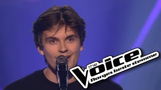 Sondre Bjelland | Everybody's Changing  (Keane) |Blind audition | The Voice Norway | S06