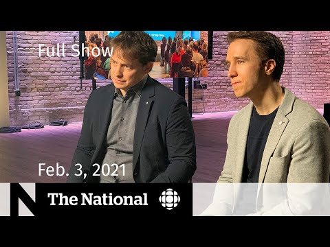 CBC News: The National | Kielburgers on fallout from WE Charity scandal | Feb. 3, 2021
