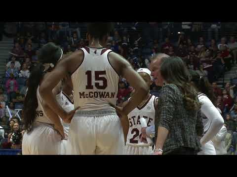 03042018 SEC Womens Basketball   Mississippi State Highlights