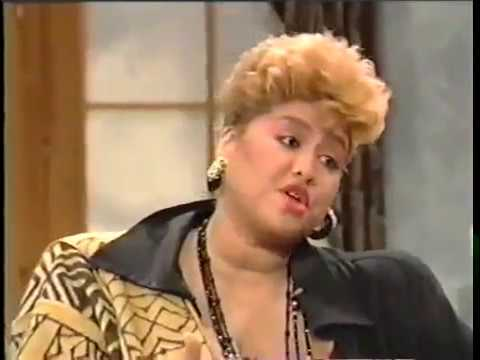 Phyllis Hyman Sings I Refuse To Be Lonely (1994)