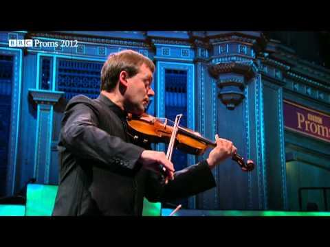Berg: Violin Concerto -- BBC Proms 2012