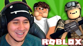 5 TYPES OF ROBLOX GAMES!! 👀