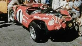 Movie Trailer - Carrera Panamericana (1950-1954)