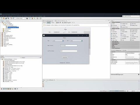 Cara Membuat Aplikasi Dengan Bahasa Java
