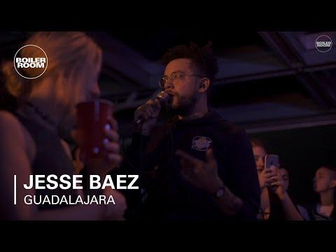 Jesse Baez Boiler Room Guadalajara Live Set