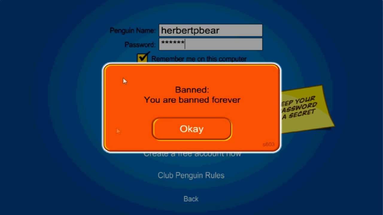 Club Penguin - Herbert...