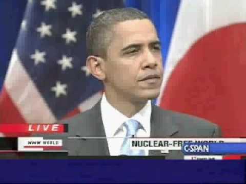 President Barack Obama Speech in Tokyo (3)