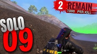H1Z1 King of the Kill Solo #9 MY FIRST 1v1! (Top 2)