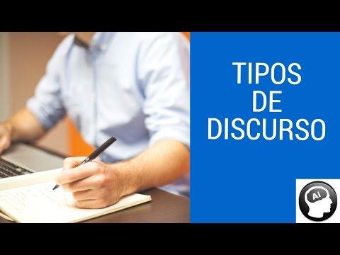 TIPOS DE DISCURSOиз YouTube · Длительность: 10 мин53 с