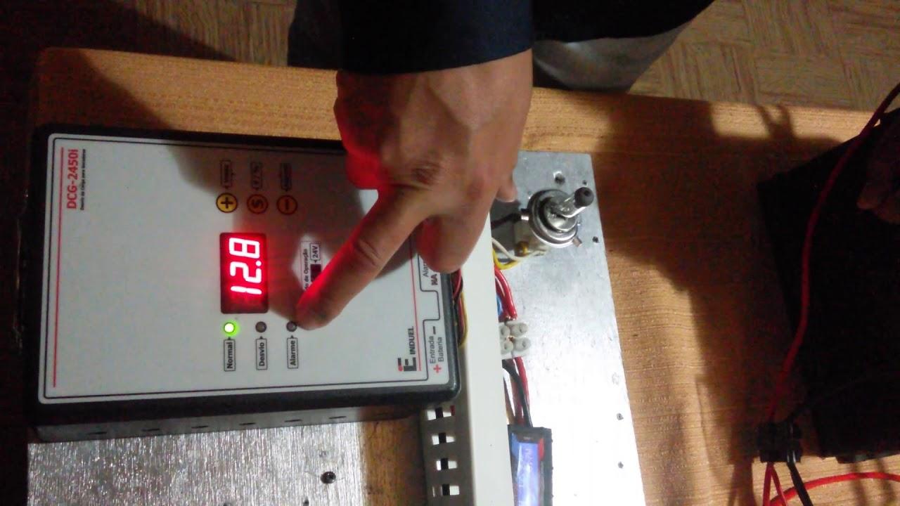 Controlador de Carga para Aero gerador e hidroelétricas com gerador de Ímã.