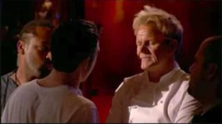hell s kitchen season 6 joseph offers to fight chef ramsay part two