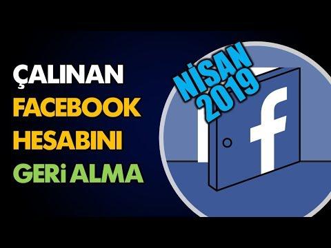 Çalınan Facebook Nasıl Geri Alınır? Çalınan Facebook Hesabını Geri Alma