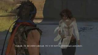 Prince of Persia 4 Gameplay 1 PC - e8400, 9800gtx+  512gddr3 4gb ram ddr2