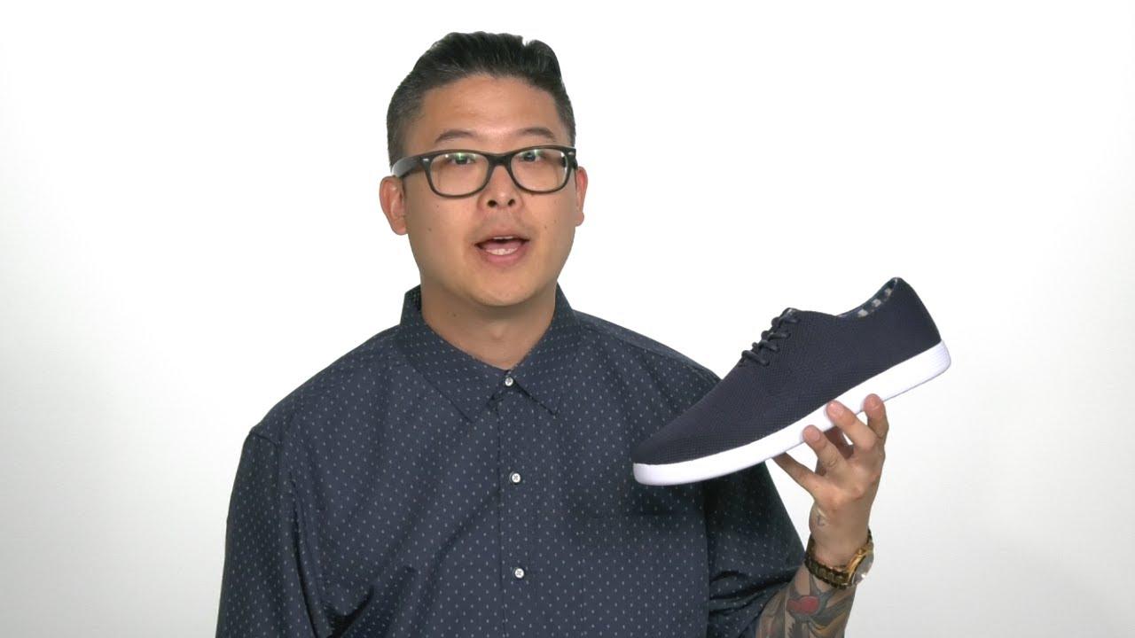 Ben Sherman Mens Parnell Oxford V2 Sneaker