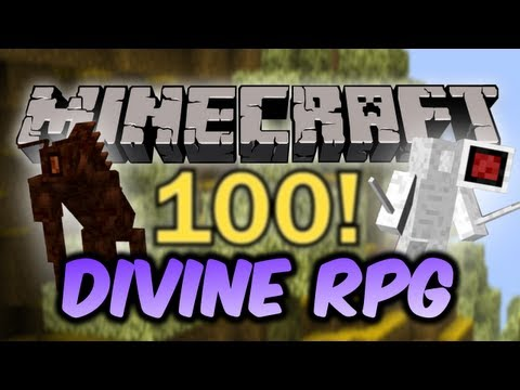 Обзор модов #100! [Divine RPG]