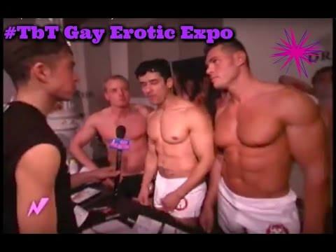 Gay Erotic Expo - #tbt With Pickles & Flloyd