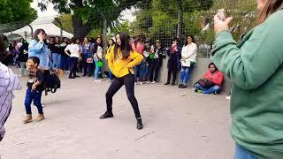 KPOP RANDOM DANCE CHALLENGE IN PUBLIC ( MEXICO)