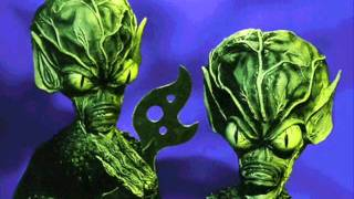 Outer Space Looters, parts 1 & 2 - The Mad Martians (1957)
