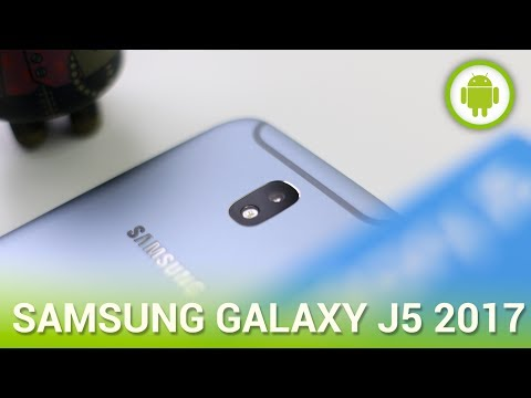 Samsung Galaxy J5 2017, recensione in italiano